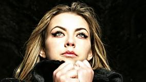 Charlotte Church Thinking Somthing Face Closeup